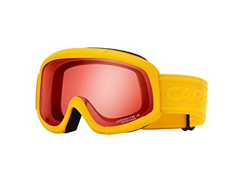 Carrera maschera da sci Adrenalyne Jr, caldo per bambini Arancione Opaco, m002994vp99og