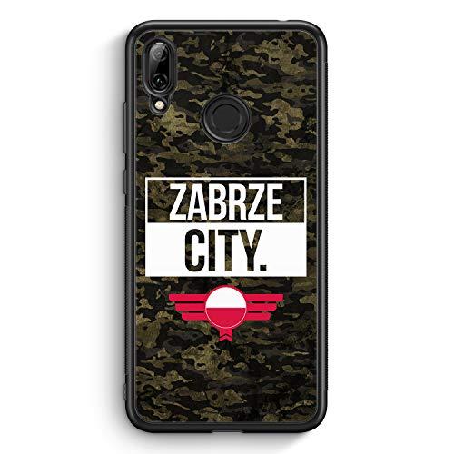 Zabrze City Camouflage Polen - Silikon Hülle für Huawei gebraucht kaufen  Wird an jeden Ort in Deutschland