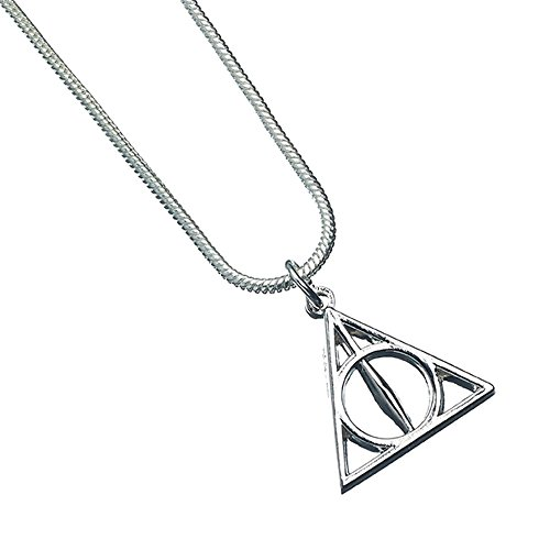 Oficial de Harry Potter Deathly Hallows - Joyas Collar