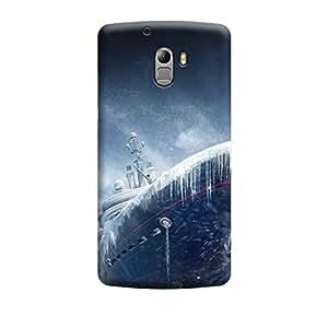 CaseLite Premium Printed Mobile Back Case Cover With Full protection For Lenovo A7010/K4 Note (Designer Case)