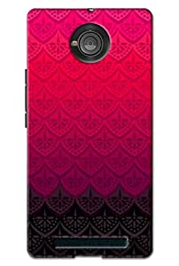 Yu Yuphoria Flower print hard high quality mobile Back Cover Case best colour and best fitting cover and this is very popular mobile cover (NO-1 Seller in Amazon)
