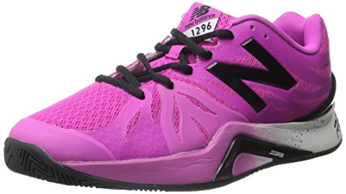 New Balance WC1296 Large Synthétique Chaussure de Marche Dragonfly/Black