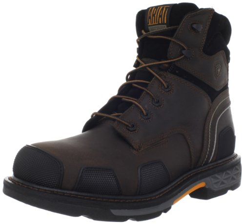 Ariat Overdrive Lace-up Arbeitsstiefel Composite-Toe Ariat Lace-up Boots