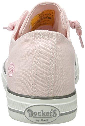 Dockers by Gerli 36ur210-710760, Sneakers Basses Femme Rose (Rosa 760)