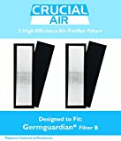Best Filtres GÉNÉRIQUE Hepa Air - 2 germguardian Purificateur d'air HEPA Filtre B flt4825, compatible Review