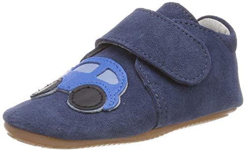 Däumling Baby Jungen Lenni Sneaker, Blau (Milano Jeans 36), 19 EU