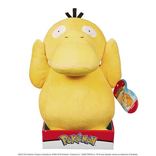 Pokemon 95263 Psyduck Plüsch, ohne Farbe, 30,5 cm