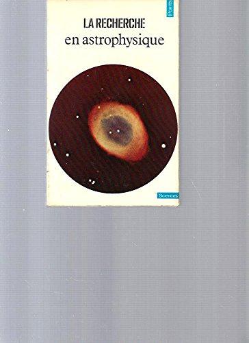 La Recherche en astrophysique : Articles
