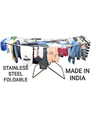 PEEZSTEEL Stainless Steel Cloth Drying Stand