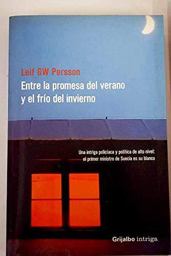 Entre La Promesa Del Verano Y El Frío Del Invierno descarga pdf epub mobi fb2