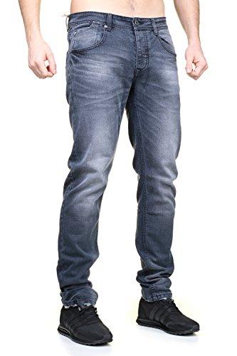 Black Soul - Jeans L9179 Gris Gris