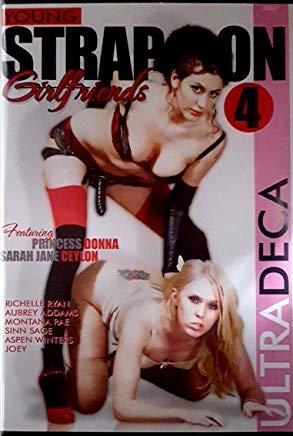 STRAP ON 4 / DVD ULTRADECA DVD GIRLFRIENDS LESBIAN FILM PORN