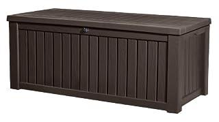 Keter Kissenbox Rockwood, 570L, Braun (B00A2N8ZAC) | Amazon Products