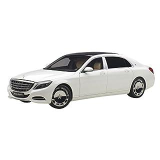 AUTOart–76291–Mercedes Maybach S Klasse S600–Echelle 1/18–Weiß
