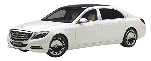 AUTOart- Miniature Voiture de Collection, 76291, Blanc