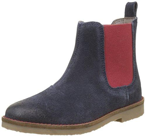 Kickers Mädchen TYLT Chelsea Boots, Blau (Marine 10), 29 EU