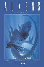 Aliens, Livre Deux - Édition Hardcore (Den Beauvais) de Mark Verheiden