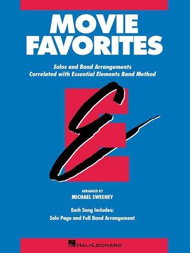 Essential Elements Movie Favorites - Value Pak - Blasorchester - Set -