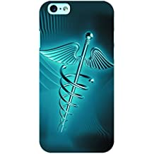 ColourCraft Doctor Logo Back Case Cover for APPLE IPHONE 6S
