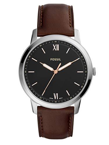 Quarz Uhr mit Leder Armband FS5464 ()