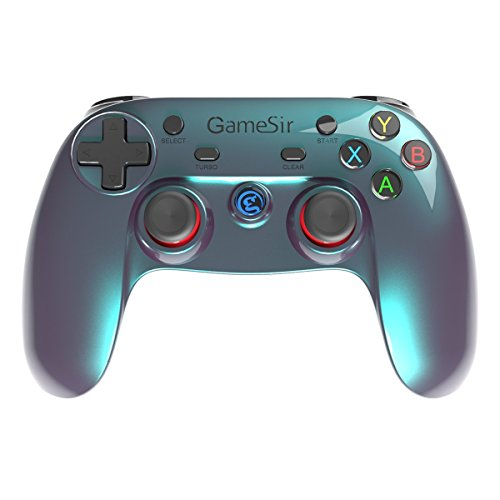 GameSir G3v Android Gamepad Gamecontroller für Android Smartphone Smart TV PS3 Computer