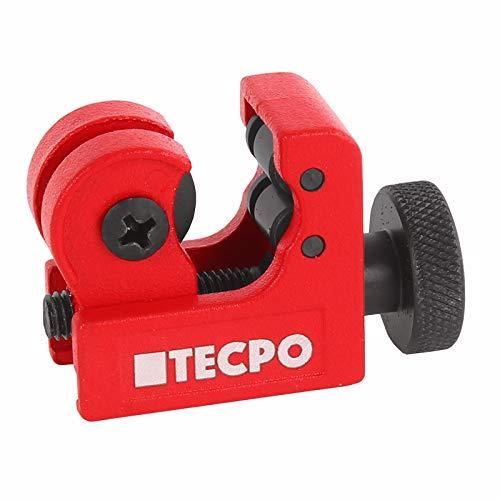 Mini TECPO Rohrschneider 3-16 mm Rohrabschneider Kupferrohrschneider Schneidwerkzeuge für Schneiden von Rohren aus Kupfer Messing Aluminium Kunststoff PVC