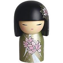 Kokeshi Kimmidoll 10cm Yoko - expression