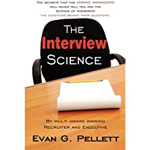 [(The Interview Science )] [Author: Evan Pellet] [May-2011]