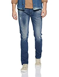 Flying Machine Men's (Prince) Slim Fit Tapered Leg Jeans