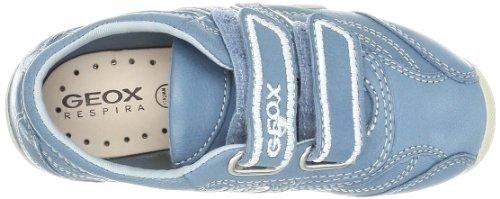 Geox J SNAKE GIRL C J3212C00081C4000 Mädchen Sneaker Blau (BLUE C4000)