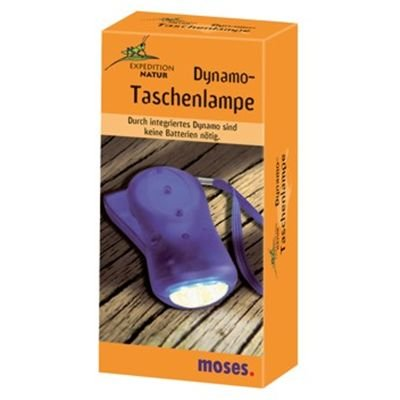 Moses 9624 - Dynamo Taschenlampe