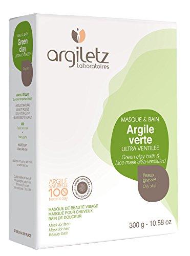 Argiletz Ultra Ventilée Argile Vert 300 g