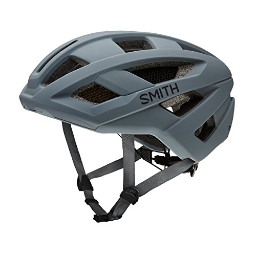 Smith Optics Route Casco, Unisex Adulto, Gris (Matte Charcoal), 59-62/L