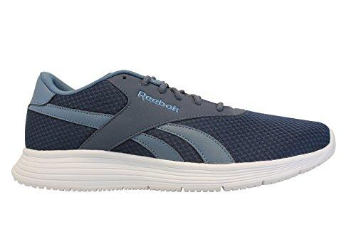 Reebok EC Ride MTP, Zapatillas de Deporte para Hombre, Azul (Collegiate Navy/Royal Slate/White), 43 EU