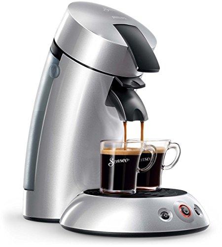 Senseo 2015 Kaffeemaschine silber