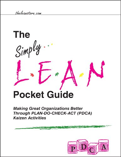 The Simply Lean Pocket Guide - (Revised Edition with over 20 Dropbox...