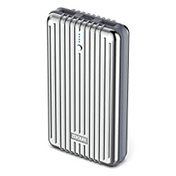 Zendure A5 Power Bank 16750mah – Ultra-durable Portable External Battery Charger For Phone, Ipad, Samsung & More, Pc Advisor Winner 2014-2017 – Silver