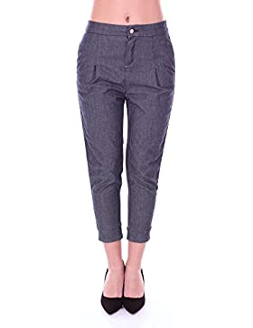 Manila Grace P7JJ10240 Pantalones Vaqueros Mujer