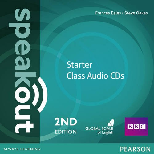 Speakout. Starter. Per le Scuole superiori. Class CDs Audio
