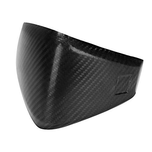 Copricerchi decorativi in   fibra di carbonio Copricerchi decorativi in   fibra di carbonio Adesivi decorativi per moto per Forza 300 2018-2019