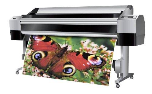 1 Rouleau de papier de traçage à pois 140 g/m