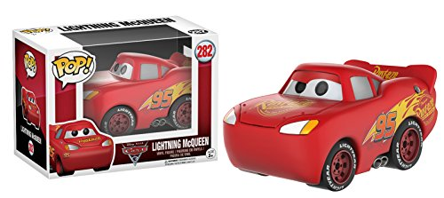 Funko Pop Rayo McQueen (Cars 3 282) Funko Pop Cars