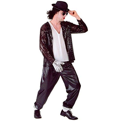 Kostm-Michael-Gr-50-54-Snger-Pop-King-Verkleidung-Musik-VIP