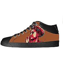 Dalliy - Zapatillas para hombre negro a 37 EU