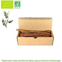 FRISAFRAN - Regaliz de palo Ecologico certificado/FRESCO - 500Gr