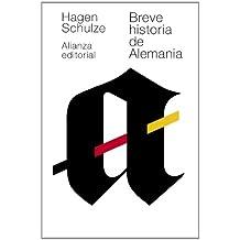 Breve historia de Alemania (El Libro De Bolsillo - Historia)