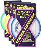 Aerobie Superdisc - Blue - Frisbee