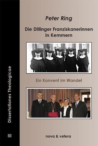 Preisvergleich Produktbild Die Dillinger Franziskanerinnen in Kemmern: Ein Konvent im Wandel
