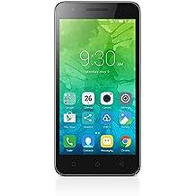 "Lenovo Moto C2 - Smartphone libre de 5"" (4G, Bluetooth, Quad Core, 1 GB de RAM, memoria interna de 8 GB, cámara de 5 MP, Android 6), color negro"