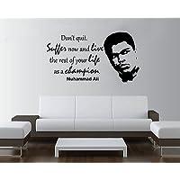 Suchergebnis Auf Amazonde Für Muhammad Ali Wandtattoos